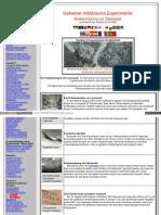 Strahlenfolter - Chemtrails - Geheime militärische Experimente mit dem Wetter - klimaforschung_net
