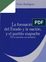 La Formacion Del Estado y La Nacipn y El Pueblo Mapuche