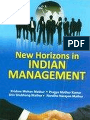 New Horizon in Indian Management | Economy Of India