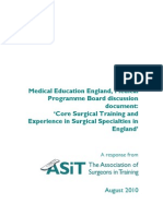 ASiT Response - CST-HST Bulge Response - Final Copy