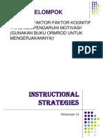 Pertemuan 13 Instructional Strategis_REVISI 1