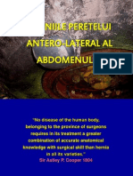 Herniile Peretelui Antero-lateral Al Abdomenului (2)