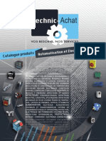 Catalogue Produit Technic Achat 2012 Bd