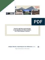 Bázquez, J.M. Técnicas agrícolas representadas en los mosaicos del Norte de Africa