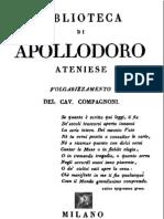 Apollodoro (Pseudo) - Biblioteca