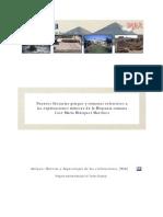 Blázquez, J.M. Fuentes literarias griegas y romanas referentes a las explotaciones mineras de la Hispania romana