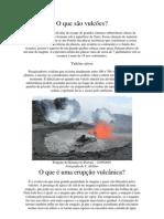 O que são vulcões.docx