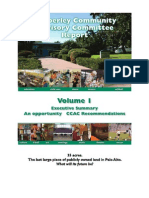 City of Palo Alto (CA) Cubberley Commun ity Advisory Committee (CCAC) Report