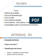 Forno Fundicao