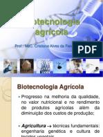 Aula 4 - Biotecnologia Agrícola