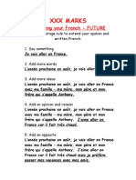 get extra marks at GCSE French 6