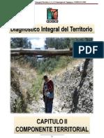 Capitulo II Componente Territorial