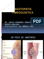 MASTOPATIA FIBROQUISTICA