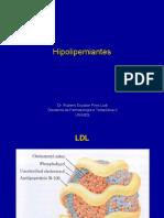 Hipolipemiantes (vastatinas)