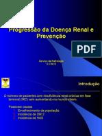 Progressao Da Doenca Renal