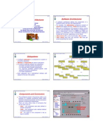 Is Analysis & Design_Architectures