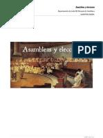 Asambleas y Elecciones