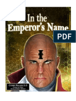 In the Emperors Name 2nd Edition Core Rules1