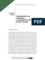 CARTOGRAFÍAS DE LA POSIBILIDAD
