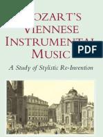 Mozart's Viennese Instrumental Music