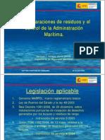 SOPEP - contaminación del mar