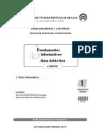 Guia Fund a Mentos Inform a Tico