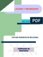 Correlacion y Regresion