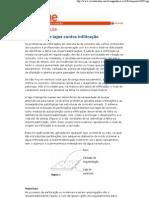 Ed. 84 - Mar-2004 - Proteção de lajes contra infiltração