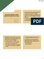 MIOLOGÍA CRANEO Y CARA