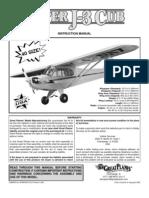 Manual Piper Cub