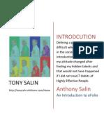 Tony Salin eFolio MN