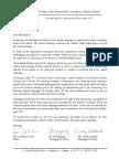 Letter Explaining Home Visits (2012-III-12)