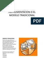 Instrumentacion Del Modelo Tradicional