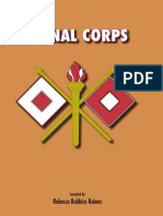 Signal Corps Heraldry & Lineages
