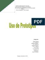 Uso de Prototipos