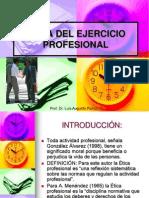 c3a9tica Profesional Para Estudiantes