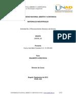 Materiales Industriales Reconocimiento