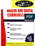 Analog and Digital Communication Outlines