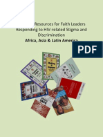 HIV Resources for Faith Leaders