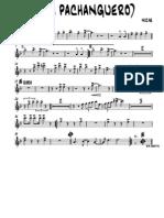 Cali Pachanguero Trumpet