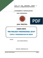 Lino Manual Project 2010 -Revisado