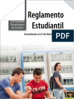 Reglamento de Universidad