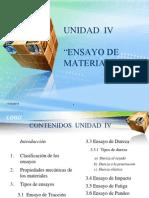 Tecnologia de Los Materiales U4
