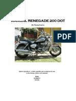 Manual Renegade 200 DOT _2.0