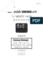 Samsung R450 Hack Manual