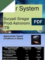 Pertemuan -1 Solar System