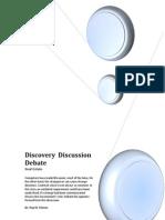 Discover Discussion Debate - Real Estate