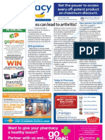 Pharmacy Daily for Mon 18 Mar 2013 - NZ pricing, Stress and arthritis, BPD guidelines and much more...