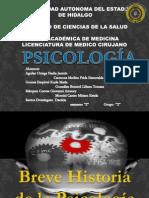 Breve Historia de la Psicología [Autoguardado]