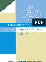 IBGE_Estatísticas Saúde-ams2009